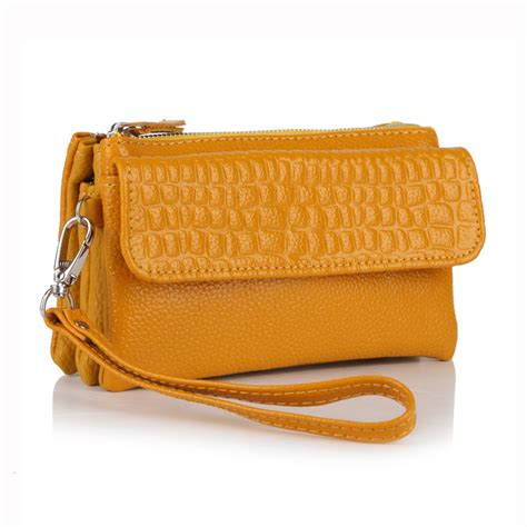 Best Quality Hers Bags Clutch 2 wholesale 2016 top quality genuine leather wristlet evening clutch purse messenger