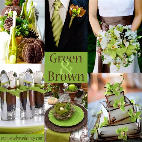 green wedding colors your wedding color story part 2 exclusively weddings
