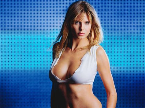 She Appeared In Several Among Them The H by Heidi Klum Hd Wallpapers