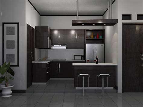 desain interior untuk dapur minimalis desain dapur minimalis berlokasi di bandung rumah desain