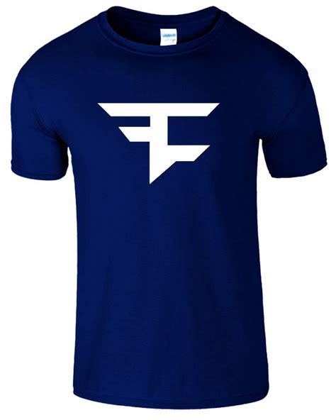 Tshirt Faze Clan Fightmerch 7 faze clan mens t shirt call of duty ps4 ps3 xbox gamer top t shirt ebay