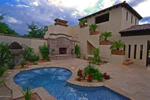 santa barbara style home in paradise valley phoenix 21