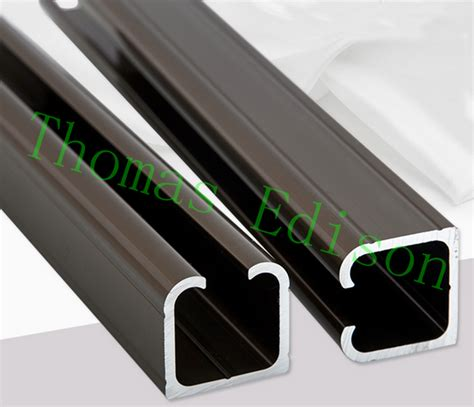 hanging doors on tracks quality 100 3 4 3 3cm sliding door rail and hanging rail