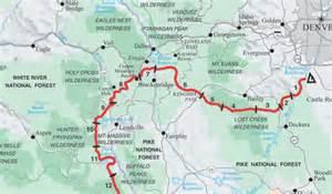 the colorado trail breckenridge the runs
