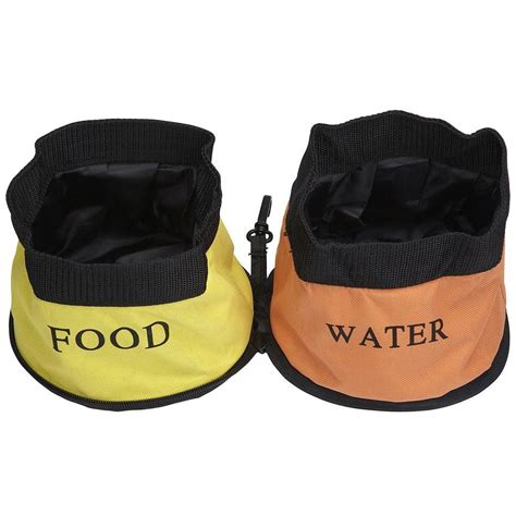 travel bowls pet water travel pet bowl s2rd the home depot