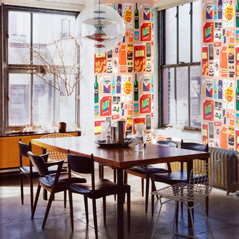 Funky Dining Room Ideas by Multicoloured Room Envy Part 6