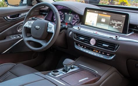 How Much Is A Kia K900 by The 2019 Kia K900 Release Date And Specs Car News And Prices