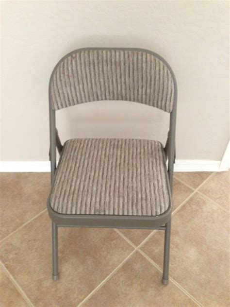 Hometalk   Folding Chair Makeover