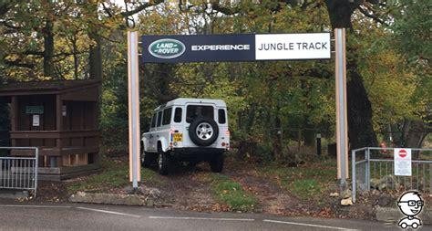 land rover jungle land rover jungle track in solihull ein unvergessliches