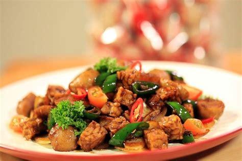 membuat kuah bakso yang praktis resep tumis tempe bakso yang praktis dan lezat untuk