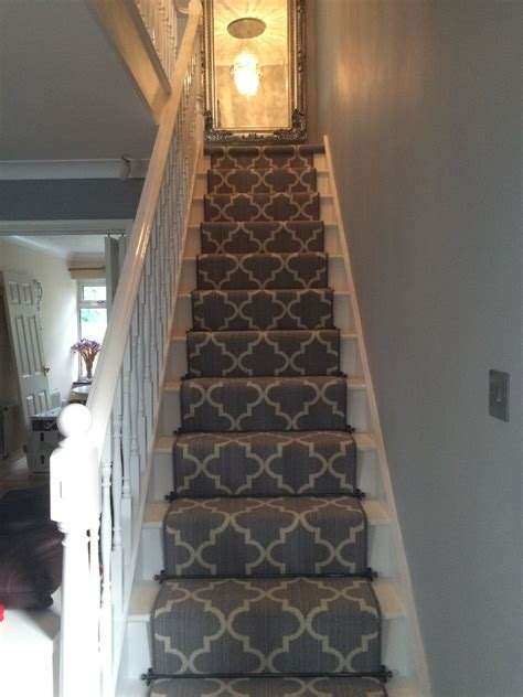 grey patterned stair carpet axminster carpets royal borough collection trellis windsor