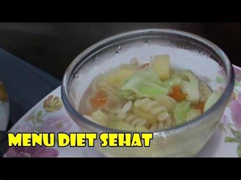 menurunkan berat badan secara alami makanan