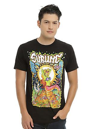 Sublime Band Merch sublime t shirts merch topic