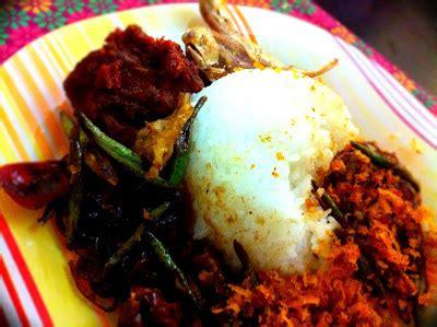 Minyak Kelapa Ikan Dorang nasi ambeng najlaa punya