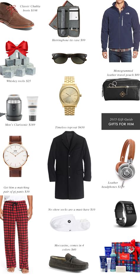 2015 gift guide for him crystalin