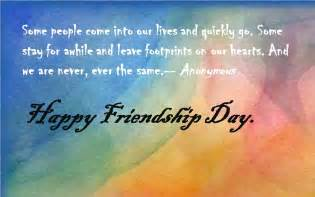 happy friendship day quotes greetings and messages