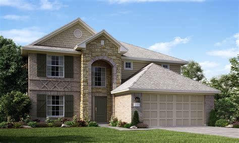 lennar houston announces opening of new model home in
