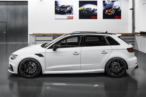Audi Rs3 Abt by Official Abt Audi Rs3 With 500hp Gtspirit