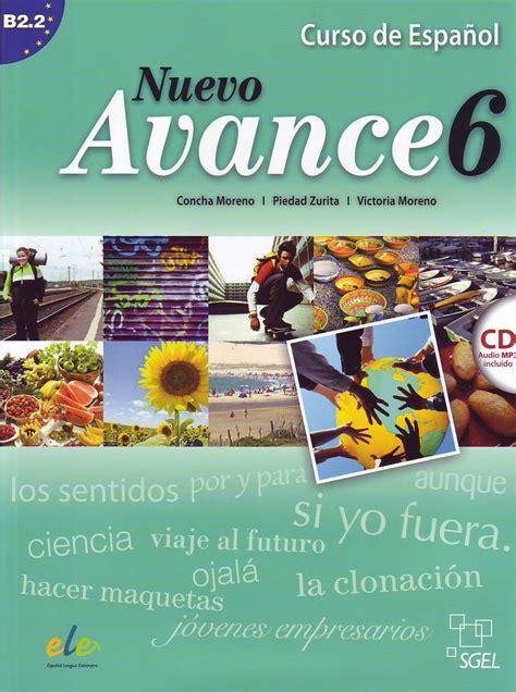 libro nuevo avance superior nuevo avance 6 b2 2 libro del alumno cd mp3 セルバンテス