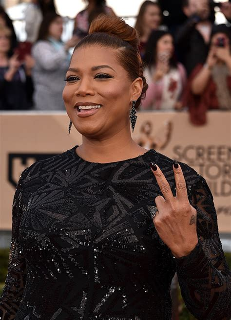 hollywood actress queen latifah photos queen latifah pics of the actress singer