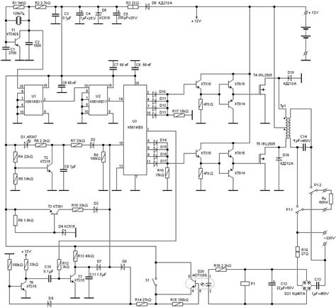 Eton Sr 100 2 Power 2 Channel 600 watt uninterruptible power supply power supply circuits