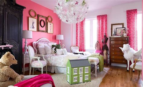girls bedroom wall colors 21 creative accent wall ideas for trendy kids bedrooms