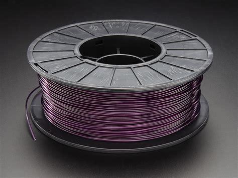 Filament 3d Printer pla filament for 3d printers 1 75mm diameter purple