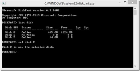 diskpart format full diskpart commands to clean and format a usb or fixed disk