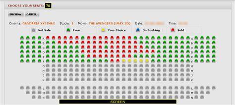 Kursi Untuk Bioskop m tix layanan pemesanan tiket 21 cineplex wmttq