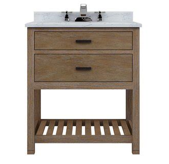 30 Inch Vanity With Drawers Sagehill Designs Tb3021d Weathered Oak Toby 30 Inch Vanity Cabinet With One Drawer