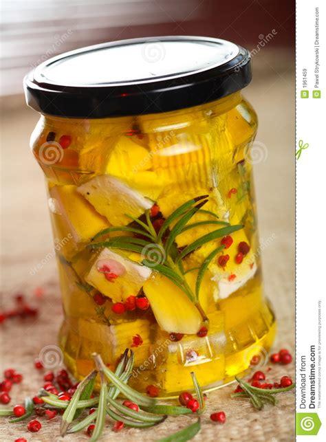 huile cuisine fromage blanc en huile de cuisine images libres de droits