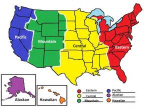 us map with states and timezones united states time zones new calendar template site