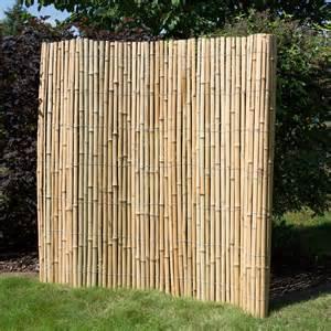 sichtschutz bambus garten sichtschutz bambus z 228 une bambusz 228 une bambus