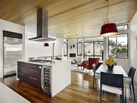 No comments on kitchen interior theme in wooden and white finish