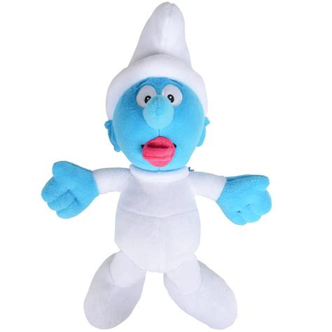 the smurfs 36cm 14 quot soft plush cuddly stuffed toy baby