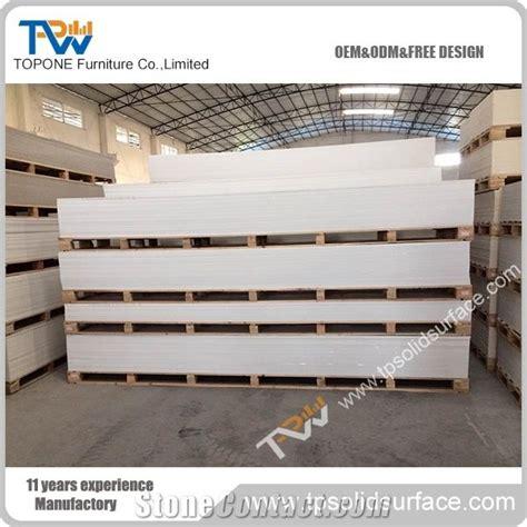 corian quartz slab size china manufacturing price custom size corian solid surface