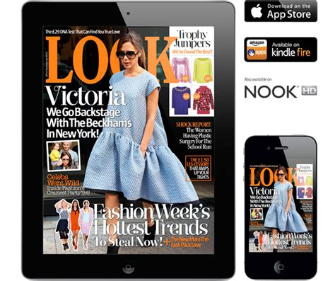 Get Look Edition by Get Look On The Go With Our Digital Edition Look