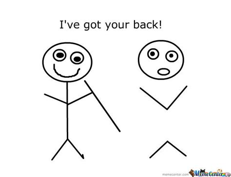 I Got Your Back Meme - non programmer s guide to scraping data zaynaib giwa