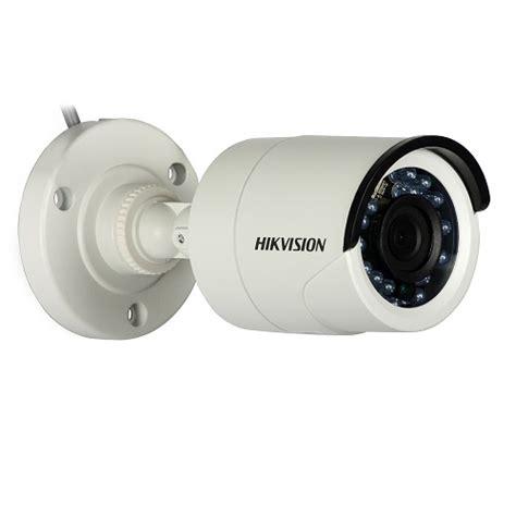 Bullet Hdtvi Hikvision Ds 2ce16d1t Ir 2mp ds 2ce16d0t ir hd tvi turbo hd telecamera hikvision