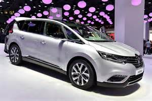 Renault Espace All New Renault Espace Priced From 34 200 Or About
