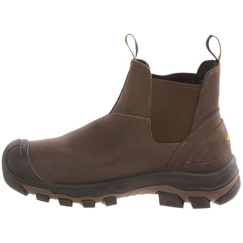 slip on boots keen portland pr slip on work boots for 8060d save 47