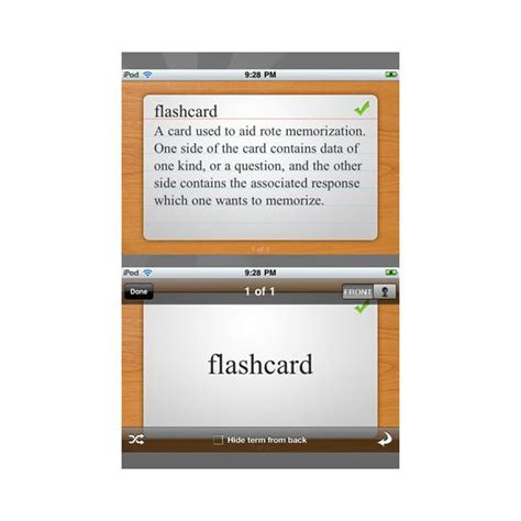 app for flash cards top flash card apps for iphone that cover math vocabulary