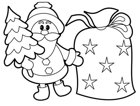 christmas coloring pages for babies fun christmas activities for children loving printable