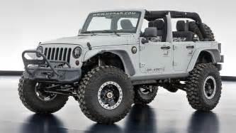 Mopar Jeep Jeep Wrangler Mopar Recon Car Interior Design