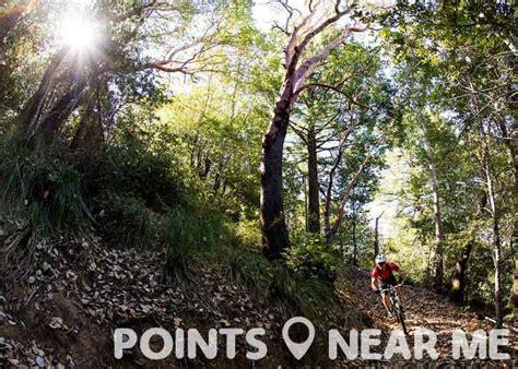 hikes near me bike trails near me points near me