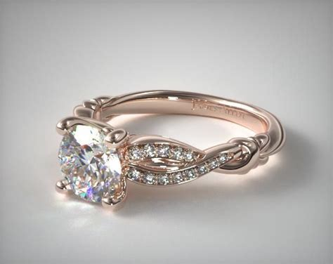 Wedding Ring Styles by Best 25 Modern Engagement Rings Ideas On