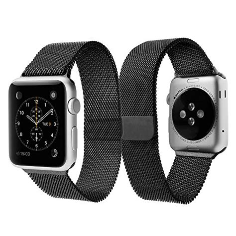 Apple Milanese Loop Army Style 42mm spigen a300 apple band milanese loop for apple import it all
