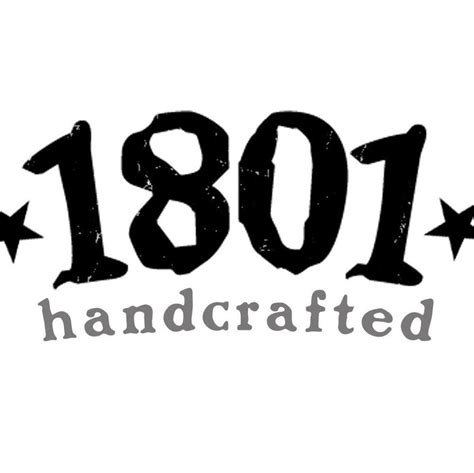 The Handcrafter - 1801 handcrafted 1801handcrafted