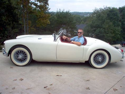 1957 MGA Roadster   The MG Owners' Club