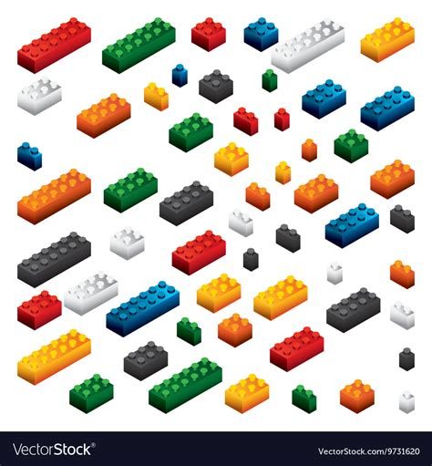 Lego Graphic 14 of lego icon design graphic royalty free vector